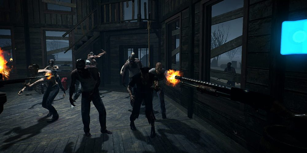 Best VR Zombie Shooters