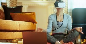 VR Relaxation games